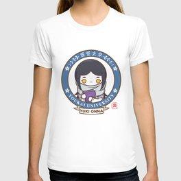 Yokai Daigakku - YUKI ONNA T-shirt