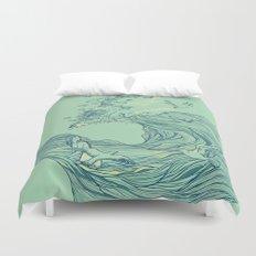 Ocean Breath Duvet Cover