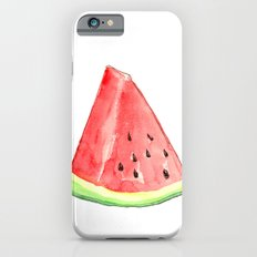Watermelon Red Piece Slim Case iPhone 6s