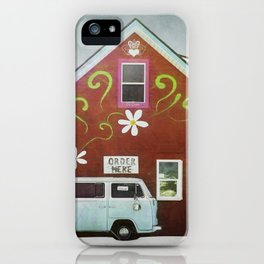 Order Here iPhone Case