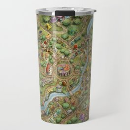 Astranella Map Travel Mug
