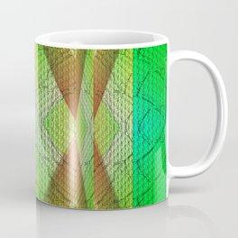 digital texture Coffee Mug