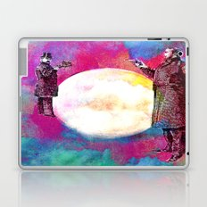 DUEL FOR THE MOON Laptop & iPad Skin
