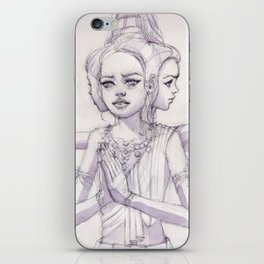 Asura iPhone Skin