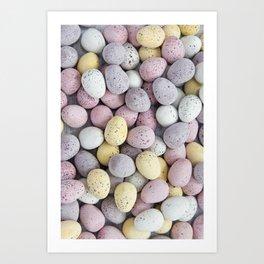 Easter Egg IV Art Print