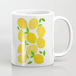 Lemon Crowd Coffee Mug