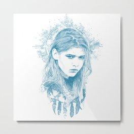 ORENDA Metal Print