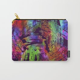 Rainbow cool brush Carry-All Pouch