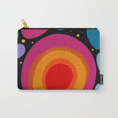Galaxy Abstract Pattern Minimalist Decoration Carry-All Pouch