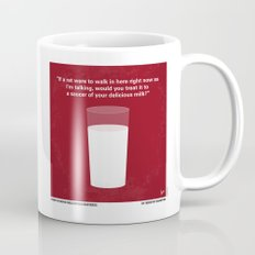 No138 My Inglourious Basterds minimal movie poster Mug