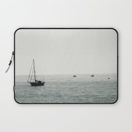 Out At Sea Laptop Sleeve