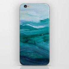 Private Beach iPhone & iPod Skin