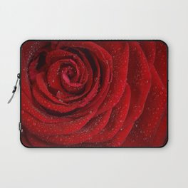 Th red rose Laptop Sleeve