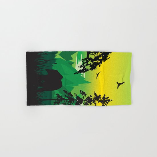 My Nature Collection No. 43 Hand & Bath Towel