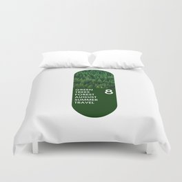 August Forest Capsule Duvet Cover