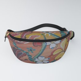 """Primavera"" by ICA PAVON Fanny Pack"