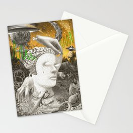 Where is your God Stationery Cards