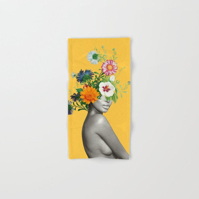 Bloom 5 Hand & Bath Towel