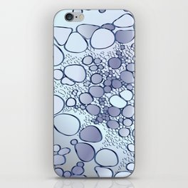 Abstract digital work 8 iPhone Skin