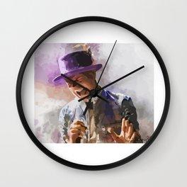 Gord Downie Hat Wall Clock