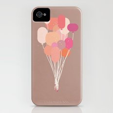 Balloons//Three iPhone (4, 4s) Slim Case