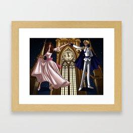 Cinderella - Before Midnight Framed Art Print