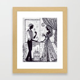 To Whom It May Concern Framed Art Print