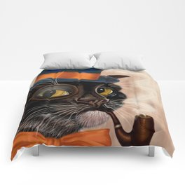 Sophisticated Cat Comforters