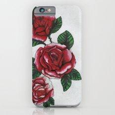 New roses Slim Case iPhone 6s