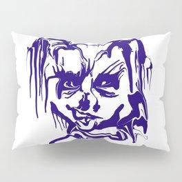 face14 blue Pillow Sham