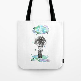 It's the Rain Tote Bag
