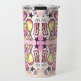 Pink Slime Meat Lover Travel Mug