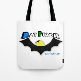 BatFinch Tote Bag