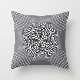 Electric Mixer Throw Pillow