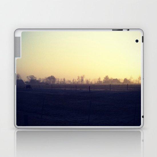 Halfhalf Laptop & iPad Skin