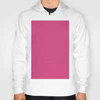 pantone Hoodies featuring Magenta (Pantone) by List of colors