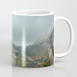 Peaks of Europe Coffee Mug