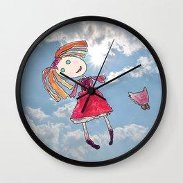 Lallala Elisaveta Wall Clock