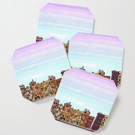New York Purple Sky Coaster
