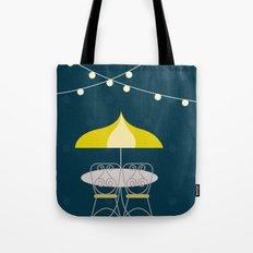 Jolly Cafe   Disney inspired Tote Bag
