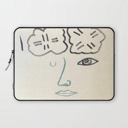 Stacey's Brain Laptop Sleeve