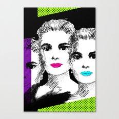 Gracia Canvas Print
