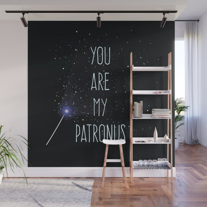 You are my patronus Wall Mural