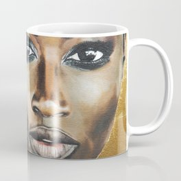 Graceful Ebony Coffee Mug