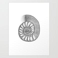 gyre Art Print