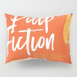 Quentin Tarantino's Plot Movers :: Pulp Fiction Pillow Sham