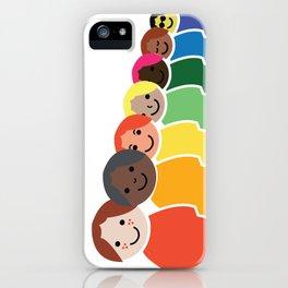 Little Women iPhone Case