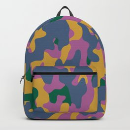 Camouflage #2 Autumn Color - Living Hell Backpack