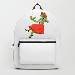 Zombie Contemplations Backpack