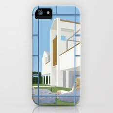Winery Afternoon Slim Case iPhone (5, 5s)